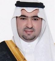 صاحب السمو الملكي الامير خالد بن سعود العبدلله الفيصل بن عبدالعزيز